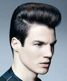 is there another word for pompadour hairstyle as my hairdresser dont no what it is grease is the word on pinterest pompadour men s