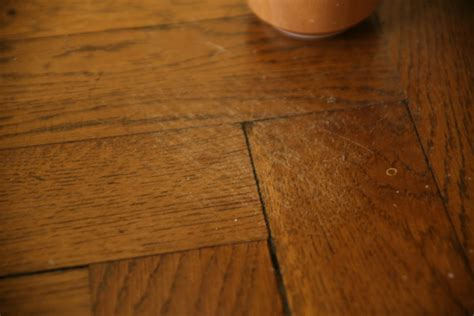 diy how to remove scratches from hardwood floors