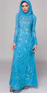 Celebrities and fashion modern muslim dresses collection for women