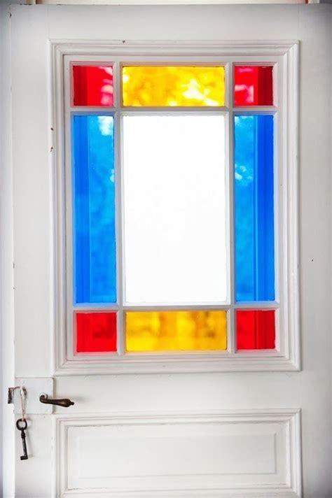 Coloured Glass Doors Interior Door Coloured Glass Panels New House Ideas Dreams