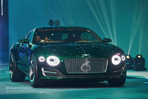 bentley sports car confirmed bentley sports car coming in 2019 with electric