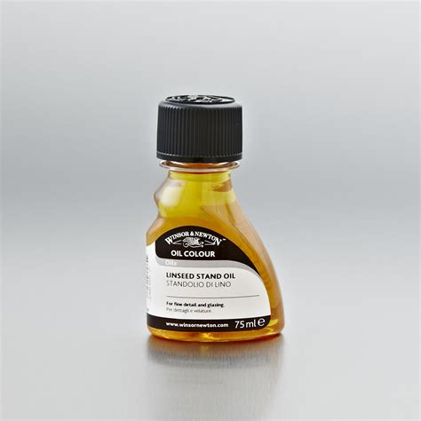 acrylic paint linseed winsor newton linseed stand 75ml painting