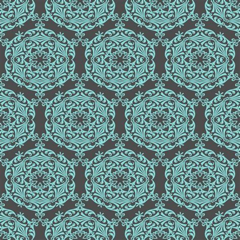 ornament pattern freepik background pattern with blue ornaments vector free download