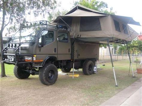 mitsubishi fuso 4x4 expedition vehicle 4x4 on pinterest