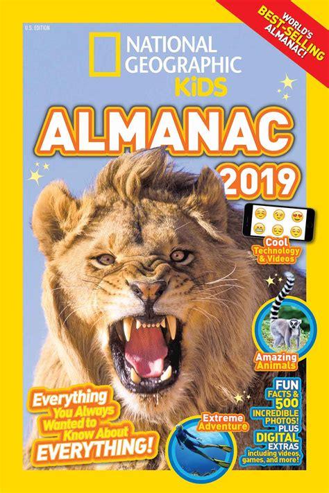 almanac 2018 2019 books almanac 2019