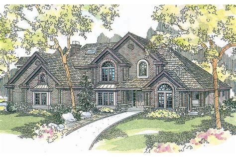 Classic House Plans by Classic House Plans Bellingham 30 429 Associated Designs