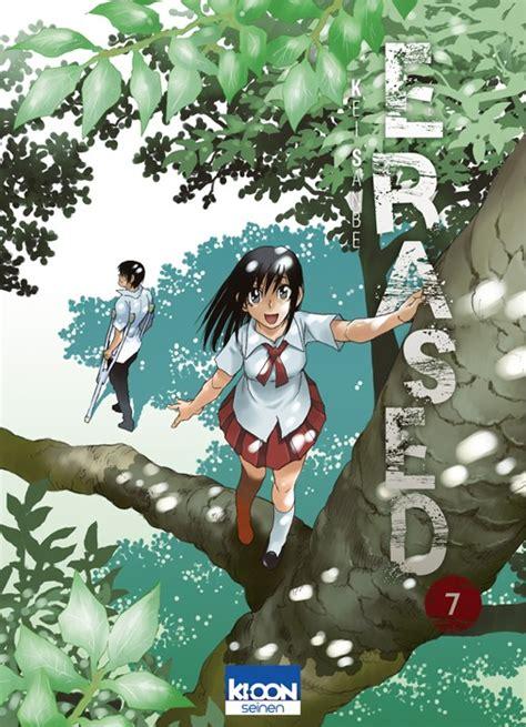 erased anime avis erased tome 7 notre avis avis mangas animes