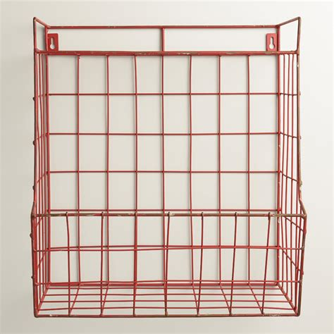 wire wall shelves braedyn wire wall storage with shelf world market