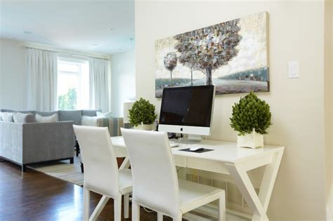 kingsway family residence traditional home office