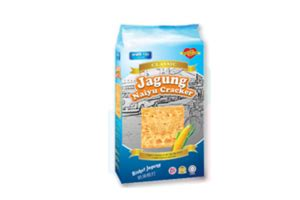 Cafe21 Cafe 21 Kopi 2in1 hwa jagung naiyu cracker pack 300gm chaisang