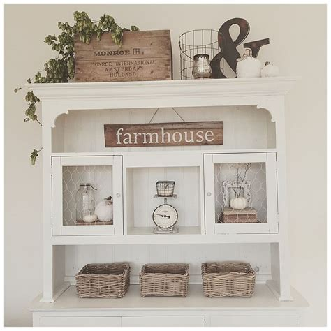above cabinet shabby chic decor home decor pinterest 1000 ideas about dining room hutch on pinterest hutch