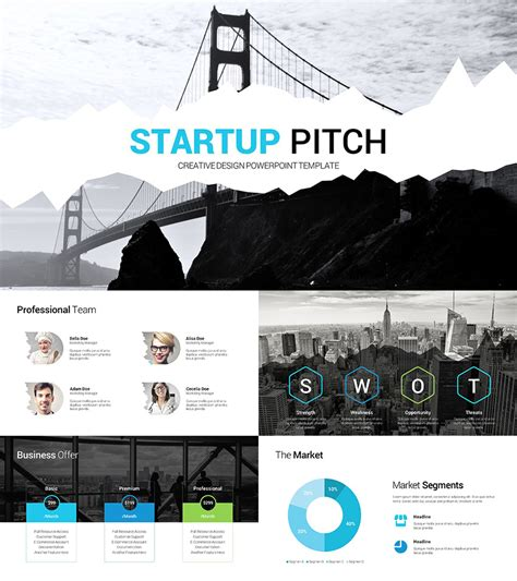 business idea pitch template 20 best pitch deck templates for business plan powerpoint