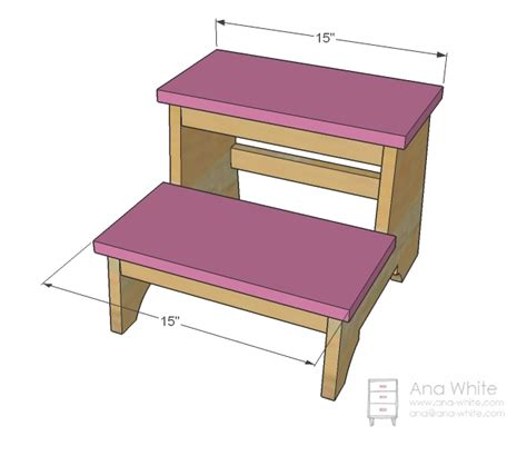Building A Step Stool by Woodwork Plans For Building A Step Stool Pdf Plans
