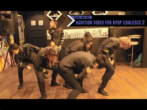 I D Audition by D Army Audition Video For Kpop Coalesce 2 Youtube