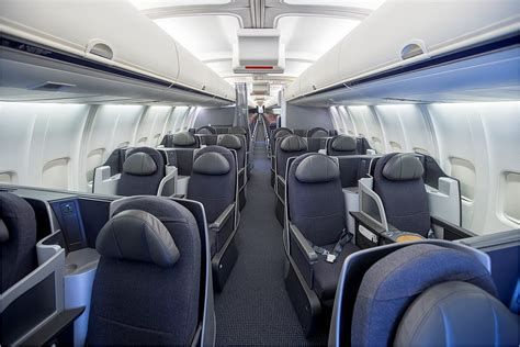 Aa Cabin by American Airlines Rolls Out Boeing 757 200 With