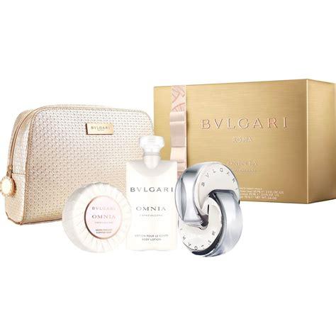 Bvlgari Crystalline Gift Set Paket bvlgari omnia crystalline gift set perfume malaysia best