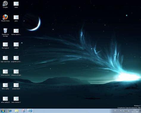 temas de escritorio windows 7 pack de temas visuales para windows 7 windows descargar