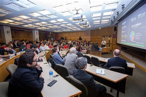 Mba Leadership Ethics Cornell by Stanley Bergman Speaks On Current Business Ethics