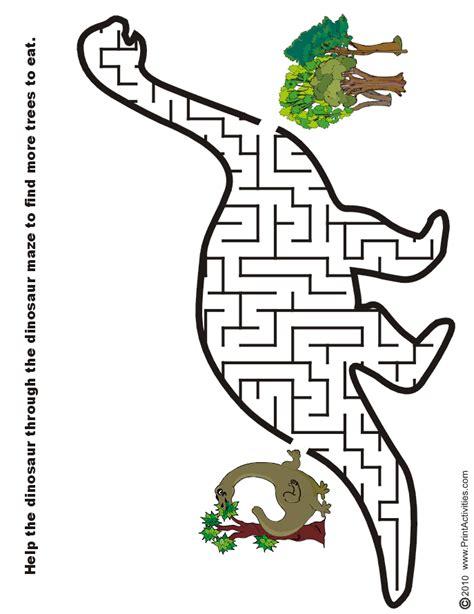 free printable mazes for kids alphabet dinosaur numbers