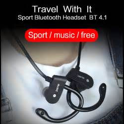 sport running bluetooth earphone for asus zenfone 2 laser