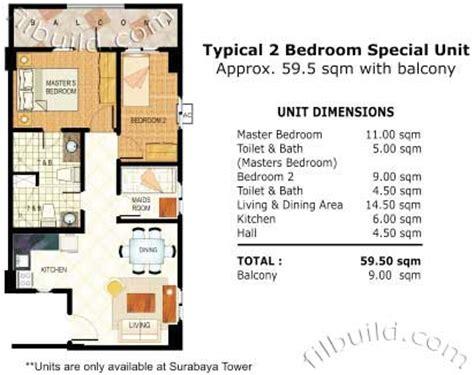 Floor Plan Financing by Condo Sale At Raya Garden In Para 241 Aque City By Dmci Homes