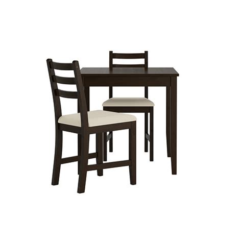 Dining Table With Two Chairs Lerhamn Table And 2 Chairs Ikea