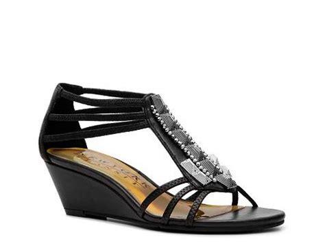 new york transit shoes new york transit knowing wedge sandal dsw
