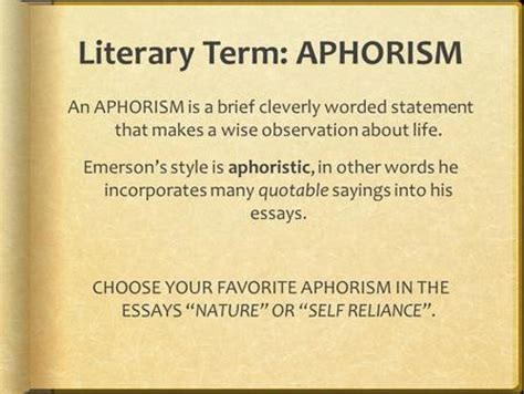 Aphoristic Essay Definition by Edgar Allan Poe Author Study Objectives 1 Identify Prior Knowledge About Edgar Allan Poe 2