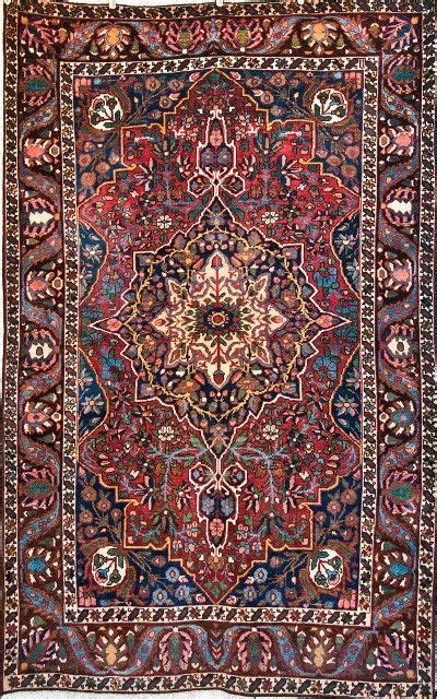 rug the room together mint condition antique bakhtiari rug quot the rug really pulls the room together quot the