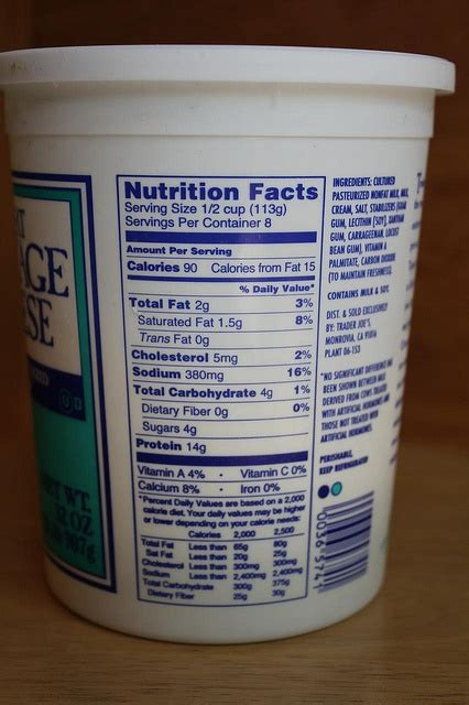 low sodium cottage cheese brands pin by on favorite high protein low carb food