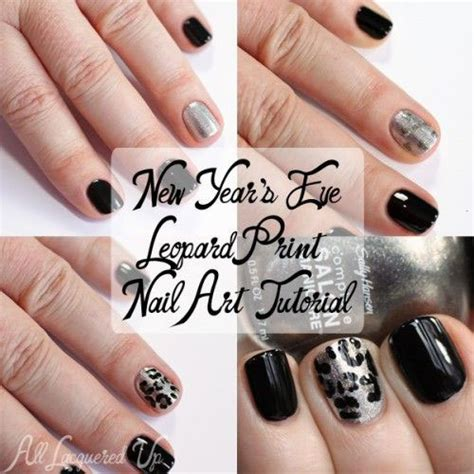 new year nail design 2015 easy step by step happy new year 2014 2015 nail