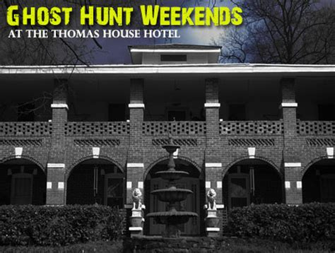 thomas house hotel ghost hunt weekends announces 2016 thomas house hotel schedule prlog