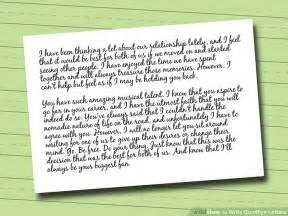 how to write a farewell letter partners cover letter