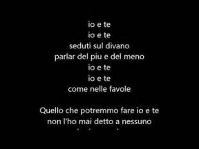 vasco you vasco come nelle favole testo lyrics