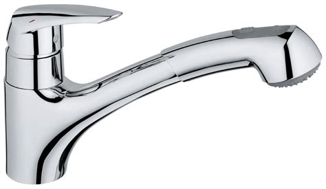 Mitigeur Evier Grohe Avec Douchette by Mitigeur Grohe Cuisine Avec Douchette Eurodisc 32546001