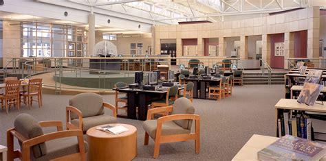 interior design schools colorado fossil ridge high school rb b architects