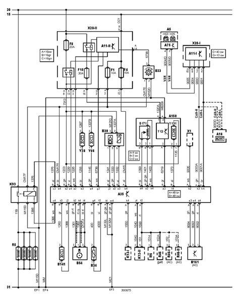 Citroen Berlingo Van Wiring Diagram - Wiring Diagram