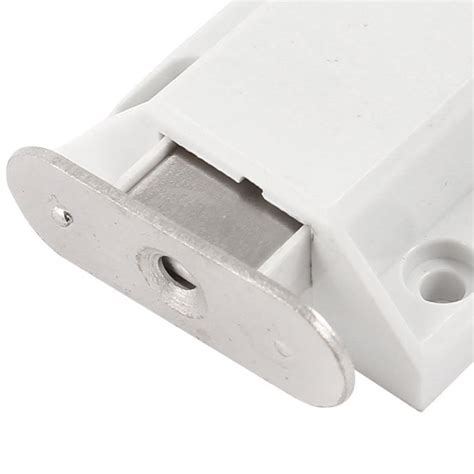 Magnetic Drawer Latch by White Push To Open Magnetic Door Drawer Cabinet Catch