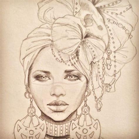 nubian queen tattoo ideas 23 best african queen tattoo designs for women images on