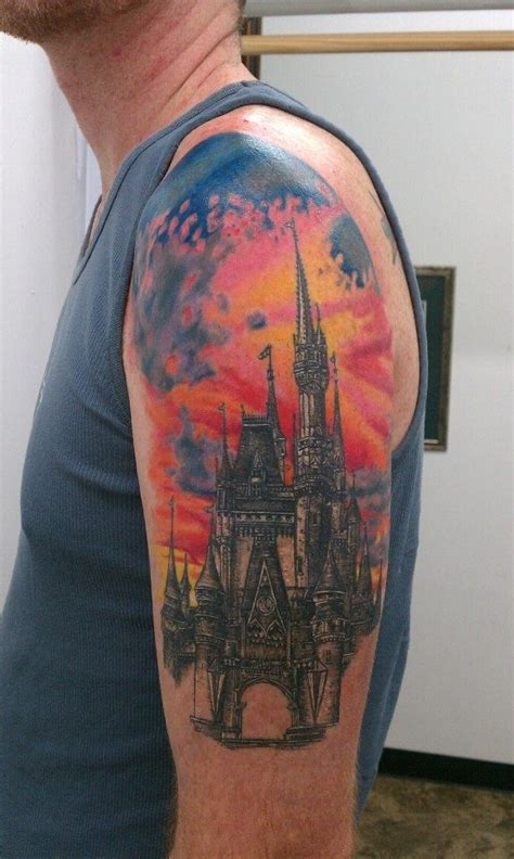 disney castle tattoos designs 42 best disney castle images on disney