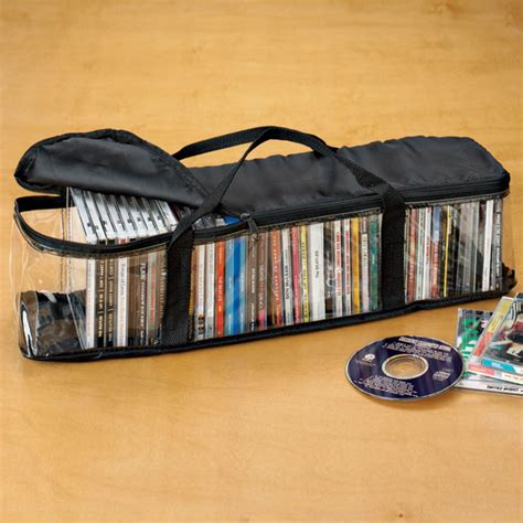 cd storage bag portable cd storage cd storage case