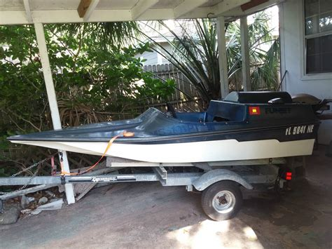 mini jet boat controls funjet mini jet boat 10 6 ft d d marine 1987 for sale for