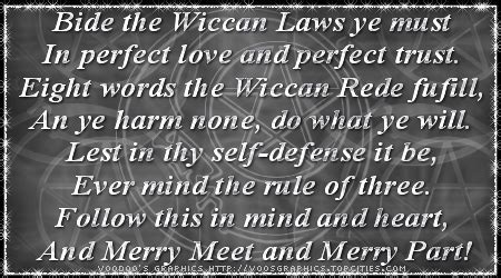 wiccan quotes Comments, Myspace wiccan quotes Graphics
