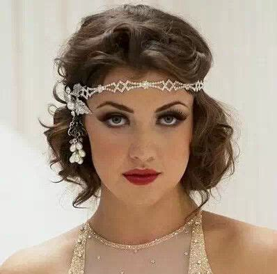 1920 Hairstyles Hair by 17 Best Ideas About 1920s Hair On 20s Hair