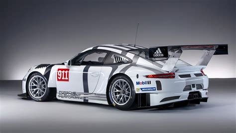 porsche race cars porsche unleashes new 911 gt3 r customer race car w video