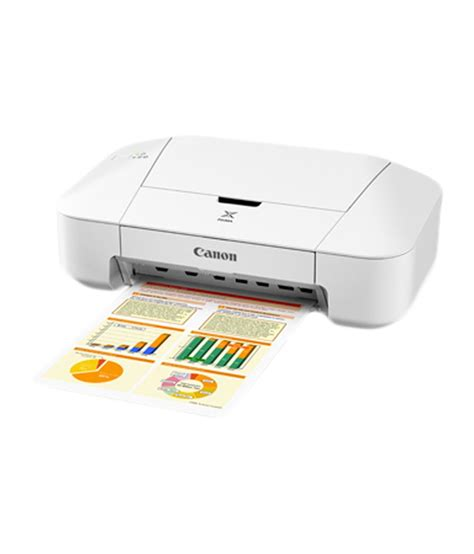 Printer Canon Pixma Ip2870 canon pixma ip2870 single function inkjet printer buy