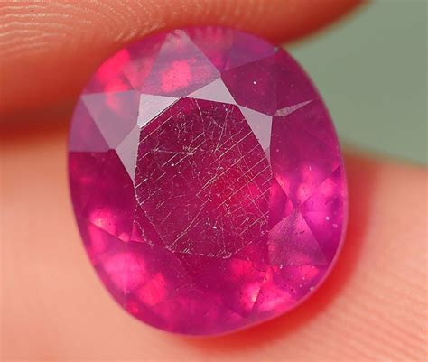 Ruby 6 5 Crt Madagaskar 6 05 crt clear madagascar ruby