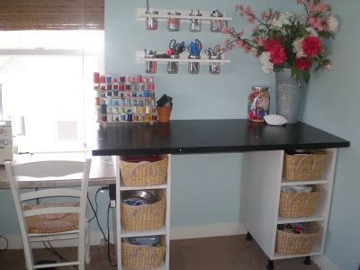craft rooms using ikea furniture craft room made from ikea furniture crafty spaces
