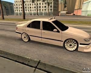 Peugeot 406 Taxi Peugeot 406 Taxi 2 For Gta San Andreas
