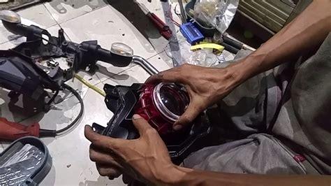 Lu Hid Projector Vixion byson fi retrofit plastik